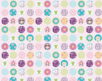 Riley Blake Designs - Dream Dots Pink - C4813-PINK