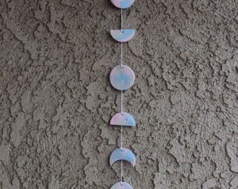 LIMITED BATCH: Moon XV - Moon Phase Wall Hanging