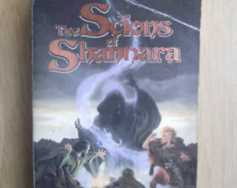The Scions of Shannara (Heritage of Shannara) by Terry Brooks