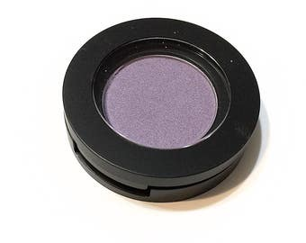 ORGANIC WISTERIA Pressed Mineral Eyeshadow - Natural Eye Shadow - Botanical Plant Makeup - Organic Gluten Free Vegan Mineral Makeup