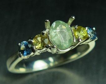 Sapphire Interchangable Wedding Ring
