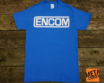 Tron - Original 80's Version Encom Movie T-shirt