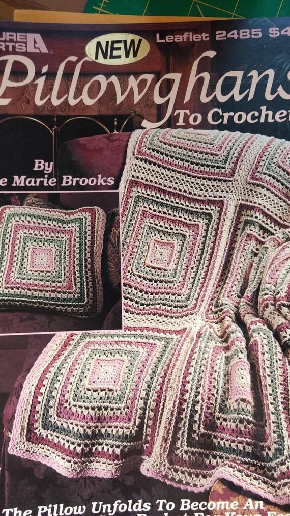 Vistoso Crochet Patrones Afganos Patrón - Manta de Tejer Patrón de ...