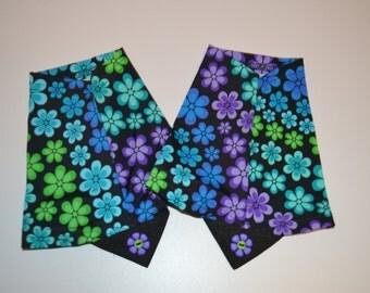 Flower Shower Blue - Gaiter