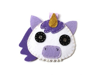 Unicorn Bag Tag, Unicorn gift, Gifts for Her, Cute Luggage Tags, Unicorn Accessories, Cute Gifts, Kawaii Unicorn