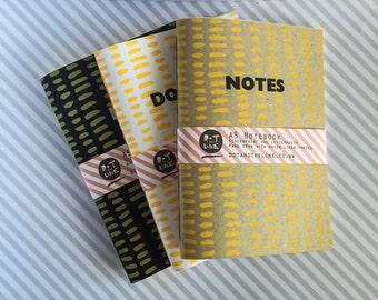 A5 Saddle Stitch Notebook