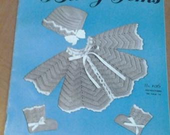 Doreen Baby Gems, Crochet and Knit Baby Garments
