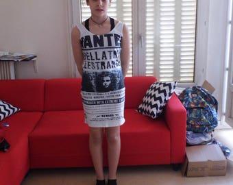 Harry Potter Bellatrix Lestrange dress