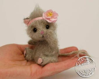 Mouse Mimi ,(is possible repeat to order)  Teddy Bear Stuffed Animal Bear Soft Toys Artist Teddy Bears