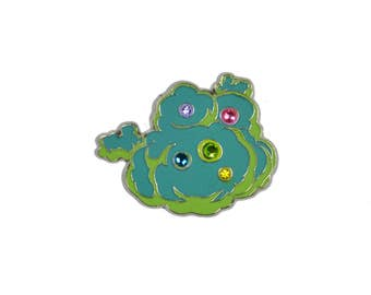 Rick & Morty Glow Fart Hat Pin(FREE SHIPPING/TRACKING)