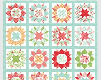 Swoon Sixteen by Thimble Blossoms - Quilt Pattern