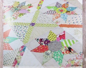 Acrylic Templates - Florence Quilt Pattern Included - Jen Kingwell - Lucy Carson Kingwell - JKD 5996