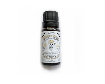 Merry Band Bay Rum Shave Oil | Pre Shave | Traditional Mens Shaving