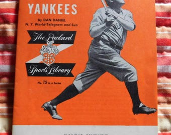 The Packard Sport Library # 15 The New York Yankees