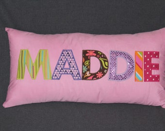 "Personalized Pillow Cover For 14""x28"" Pillow"