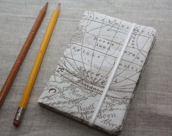 Brown paspoort pouch/World Map Passport Cover,Fabric Passport Case,Passport wallet,/Passport holder, passport cover, passport wallet
