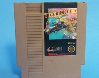 Tiger-Heli - for NES (Regular Nintendo)