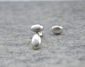 Drop earrings/Statement earrings/earrings silver/Unique
