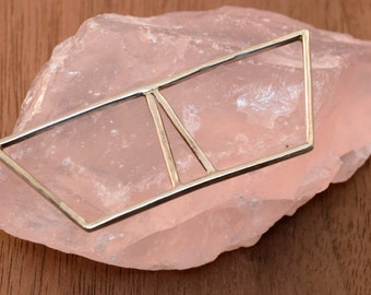 Double Trapezoid Ring