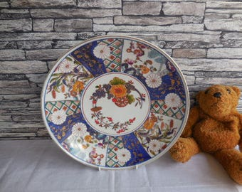A Chinese Decorative wall plate
