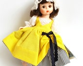 Vintage Madame Alexander Doll, Friends From Foreign Lands Series - France