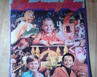 Rose Parade 1971 program