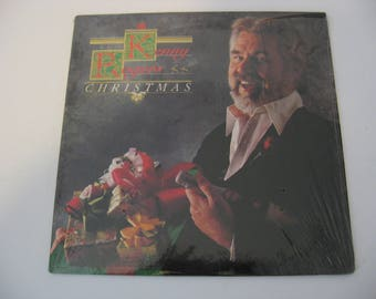 Kenny Rogers - Christmas - Circa 1981