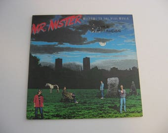 Mr. Mister - Welcome To The Real World - CIrca 1985