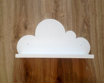 Cloud shelf, Cloud Shelf for Kids Room Baby Nursery Wall Decor Hanging Cloud Shelves - Decorations for Bedroom Wall Artwork Clouds