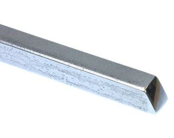"""Angled Planisher 1/4"""" Chasing Tool by Saign Charlestein  (PN7076)"""