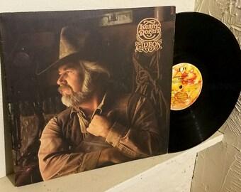 Kenny Rogers Gideon Vinyl Record