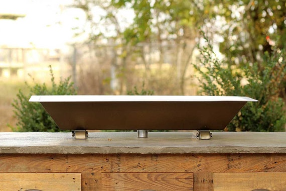 Industrial Trough Sink : Industrial 30