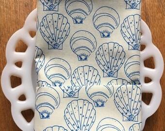 Seashell  Cloth Napkin