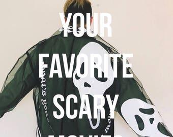 Ghostface Jacket