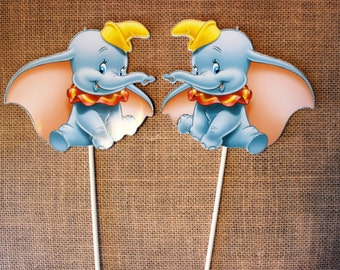 Dumbo and Timothy inspired characters