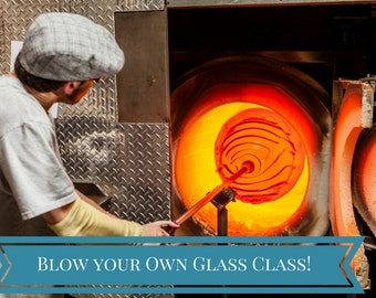 Blow Your Own Glass Class!