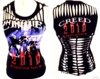 SOLD OUT Creed Concert Weave Top