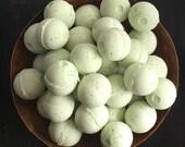 Margarita Moksha Mini Bath Bomb. Organic Ingredients . Made in Utah