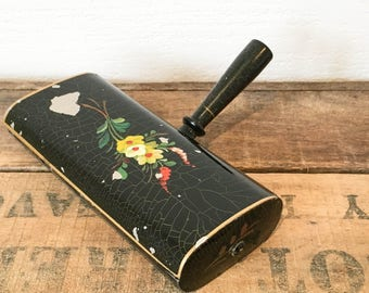 Vintage French Crumb Sweeper - Table Crumber - Vintage French Kitchenalia