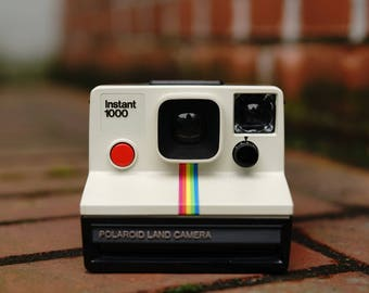 Polaroid 1000 - OneStep - Vintage Instant Camera - Working condition