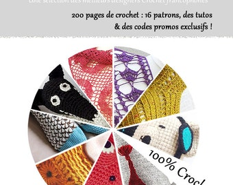 100% crochet eBook
