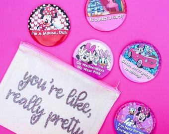 You're Like Really Pretty Cosmetic Bag