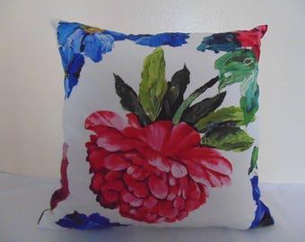 Designers Guild 100% Cotton Fabric Rosa Alexandria Cushion Cover / design 8