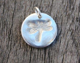 Silver dragonfly charm, silver wildlife charm, silver nature charm, handmade silver charm, silver charms, silver charm, dragonfly jewelry