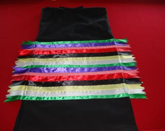 Native American Ribbon Skirt