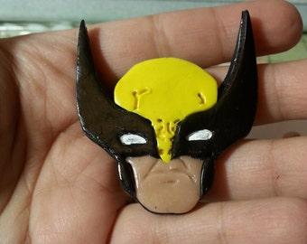 badge holder, wolverine badge holder, wolverine, retractable badge holder, wolverine badge