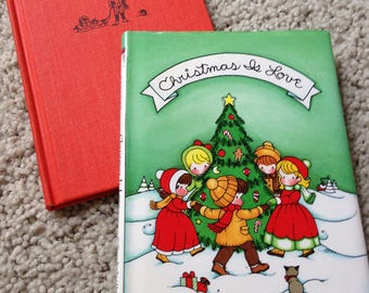 Two Joan Walsh Anglund Christmas Books