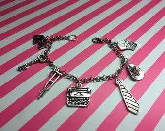 Newsies Musical Charm Bracelet