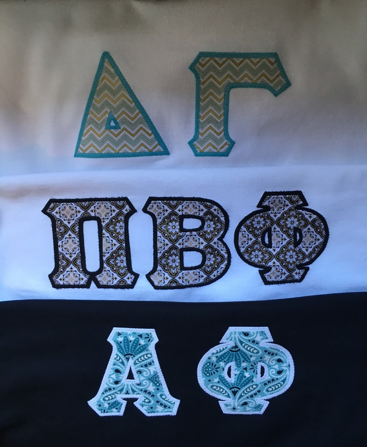 custom greek letters custom letter sorority crewneck sweatshirt alpha phi 21271 | il fullxfull.1188354229 for6