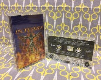 Clayman by In Flames Cassette Tape rock heavy metal